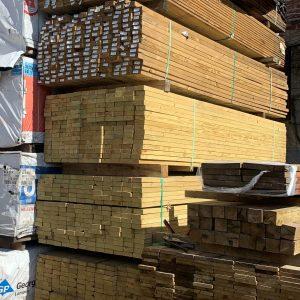 Dimensional Lumber & Stud